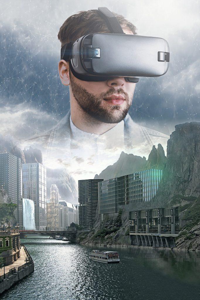 VR teknolojisi
